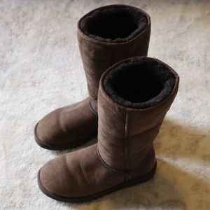 UGG Classic Tall II Boot - Chocolate